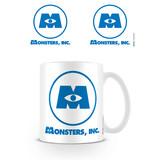 Disney Pixar Monsters Inc Logo Mok