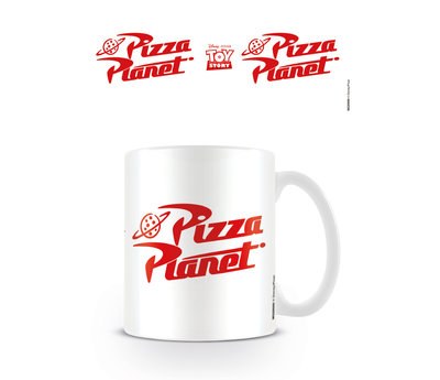 Dinsey Pixar Toy Story Pizza Planet Mok
