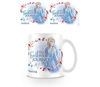 Frozen 2 Trust Your Journey Mok