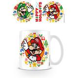 Super Mario Super Mario Bros. Happy Holidays Mok