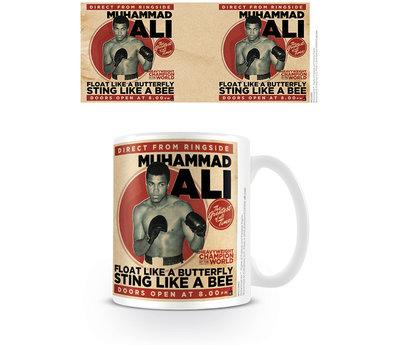 Muhammad Ali Vintage Mok