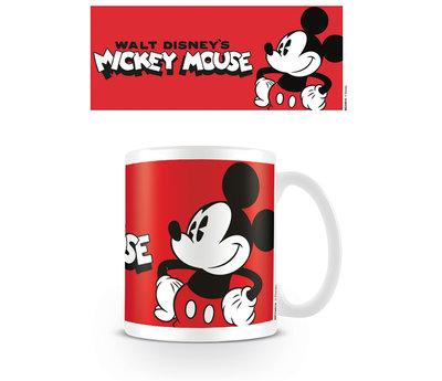 Mickey Mouse Pose Mok