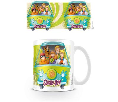 Scooby Doo Mystery Machine Mok