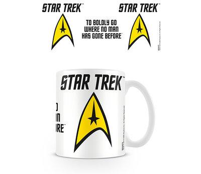 Star Trek To Boldly Go Mok