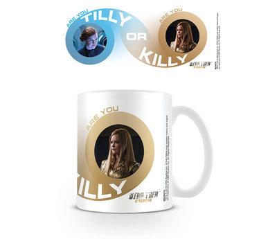 Star Trek Discovery Tilly Or Killy Mok
