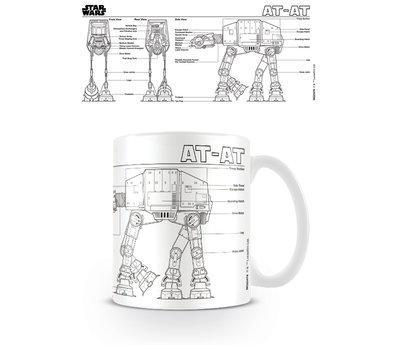 Star Wars AT AT Sketch Mok
