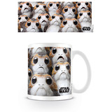 Star Wars The Last Jedi Many Porgs Mok