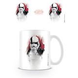 Star Wars The Last Jedi Trooper Brushstroke Mok