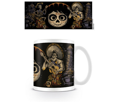 Coco Day Of The Dead Mok
