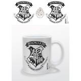 Harry Potter Hogwarts Crest Mok