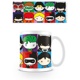Justice League Characters Chibi Mok