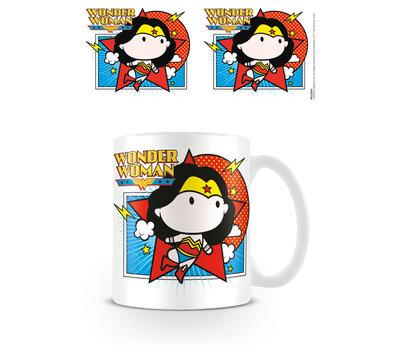 Justice League Wonder Woman Chibi Mok