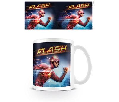 The Flash Running Mok