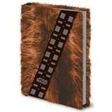 Star Wars Chewbacca Fluffy A5 Premium Notitieboek