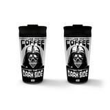 Star Wars I Like My Coffee On The Dark Side Metal Travel Mug
