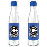 Dragon Ball Z Capsule Corp Metal Drink Bottle