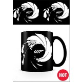 James Bond Gunbarrel Heat Change Mok