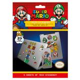 Super Mario Tech Stickerset