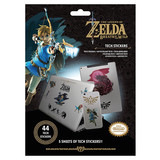 The Legend Of Zelda Breath Of The Wild Tech Stickerset