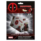 Deadpool Tech Stickerset