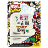 Marvel Retro Heroes Magneet Set