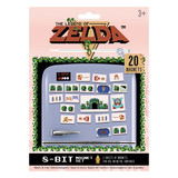 The Legend Of Zelda Retro Magneet Set