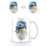 Star Wars The Last Jedi BB8 Brushstroke Mok
