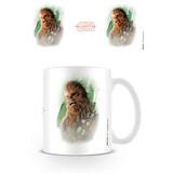 Star Wars The Last Jedi Chewbacca Brushstroke Mok