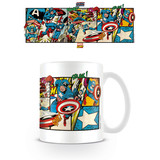 Marvel Retro Captain America Panels Mok