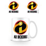 Dinsey Pixar Incredibles 2 Mr Incredible Mok