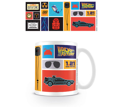 Back To The Future Collection Mok
