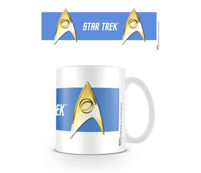 Star Trek Sciences Blue Mok