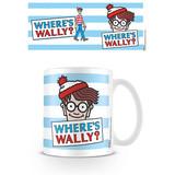 Where's Wally? Blue Stripes Mok