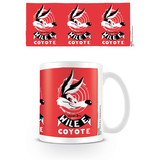 Looney Tunes Wile E. Coyote Retro Mok