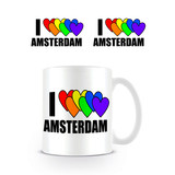 I Heart(s) Amsterdam Mok