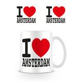 I Love Amsterdam Mok