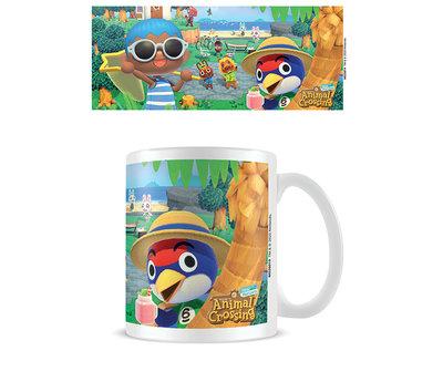 Animal Crossing Summer Mok