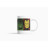 Marvel Retro Faces Mok