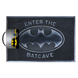 Batman Enter The Batcave Rubberen Deurmat