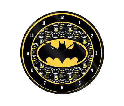 Batman Logo Wandklok