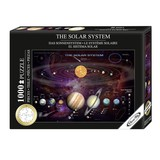 Solar System Premium Puzzel 1000 Stukjes