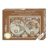 Historic World Premium Puzzel 1000 Stukjes
