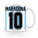Diego Maradona 10 Mok