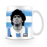 Maradona Portret Mok
