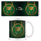 Loki Horns Icon Mok