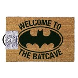 Batman Welcome To The Batcave Deurmat