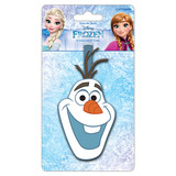 Frozen Olaf Bagage Label