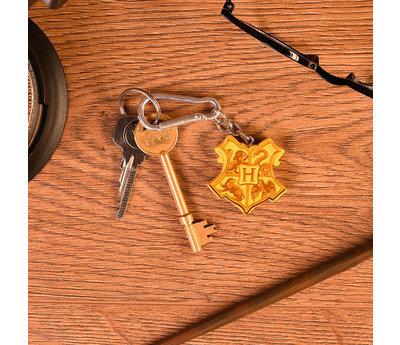 Harry Potter Hogwarts Crest - 3D Polyresin Sleutelhanger