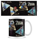 The Legend Of Zelda Breath Of The Wild Champions Mok