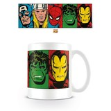 Marvel Retro Faces Mok